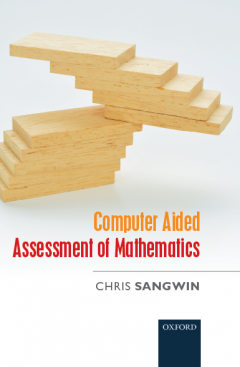 Computer Aided Assessment of Mathematics book cover