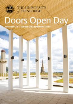 Doors Open Day 2018