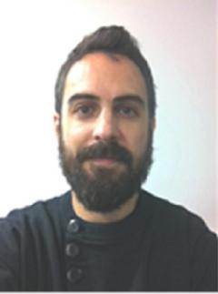 Dr Antoine Vallatos, newly appointed Research Associate