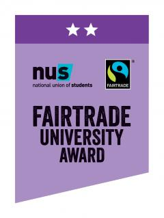 Fairtrade University Award 2018