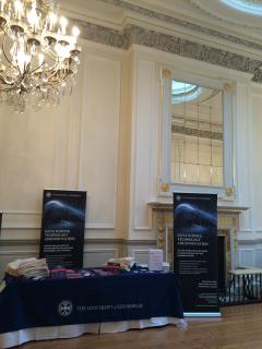 Data Talent Scotland Event 2016