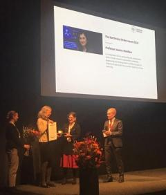 Karolinska stroke awards