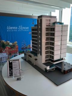 Picture of Lego Appleton Tower model
