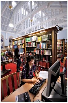 New College Library image