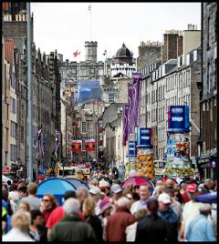 Edinburgh in the Fringe