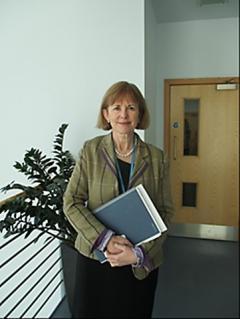 Image of Professor Moira Whyte