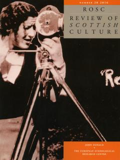 Review of Scottish Culture Volume 28 cover