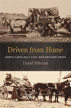 Driven from Home by David Silkenat cover
