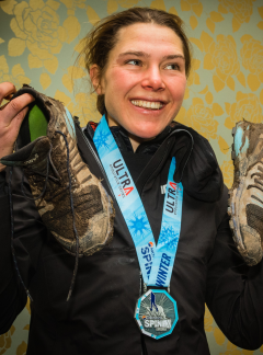 Edinburgh vet wins epic endurance race