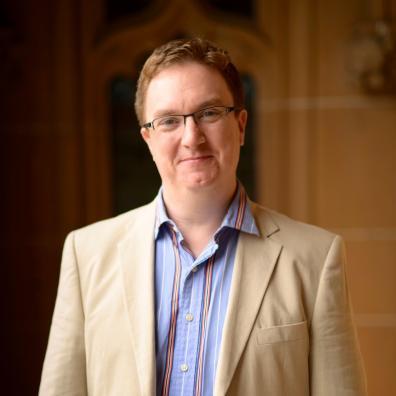 Professor Colm Harmon, Vice-Principal Students
