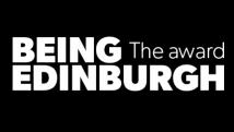 Being Edinburgh, the award.