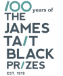 The James Tait Black Prizes logo