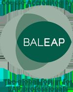 BALEAP accreditation