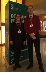 Women's Health CPG Event - Andrew Horne and Emma Cox