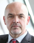 Headshot photo of George Baxter, CEO of Edinburgh Research & Innovation