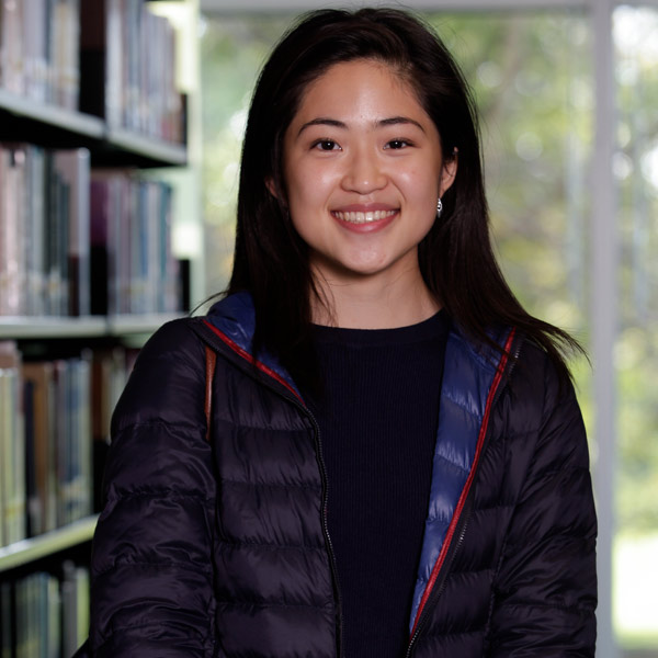 Mei Futonaka 4th year MA (Hons) International Relations