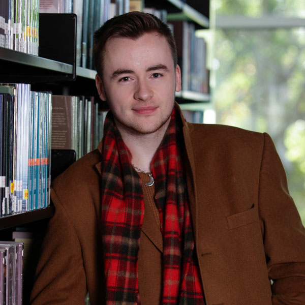 Kevin Forrest 2nd year MA (Hons) Government, Policy & Society