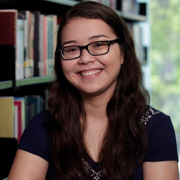 Emily Johnston 4th year MA (Hons) Archaeology