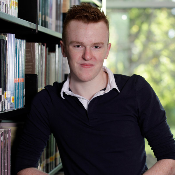 Neil Robertson 3rd year MA (Hons) Middle Eastern Studies